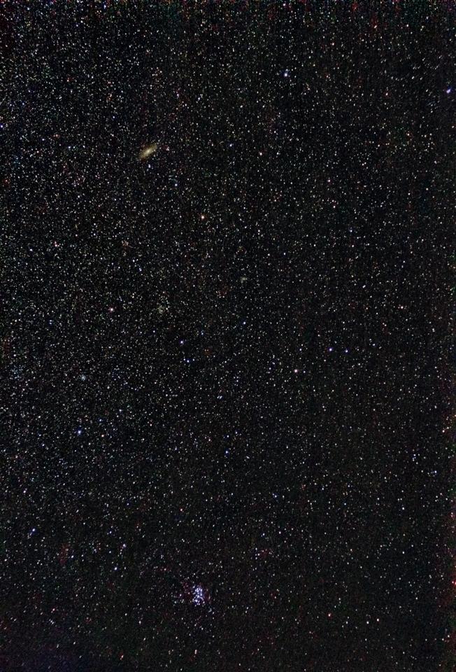 Pleiades To Andromeda