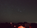 Orion Over  the Observing Field
