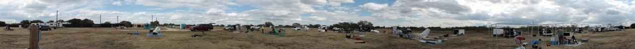 Observing Field Panorama