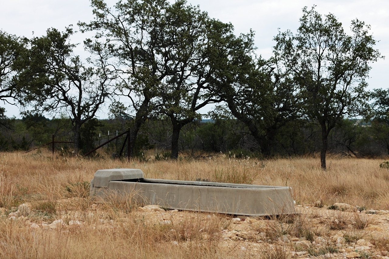 Nature Hike Livestock Watering