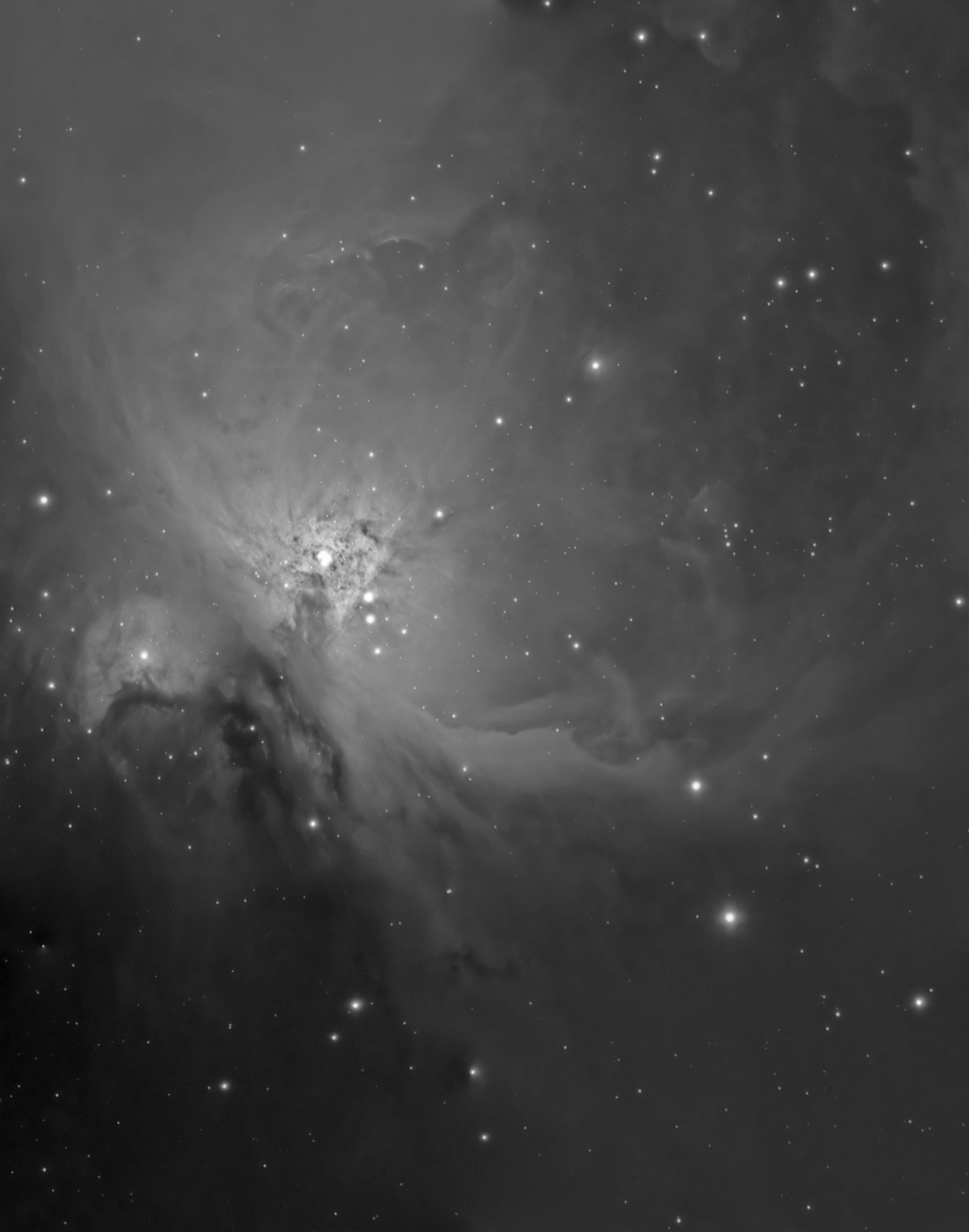The Orion Nebula (M42)
