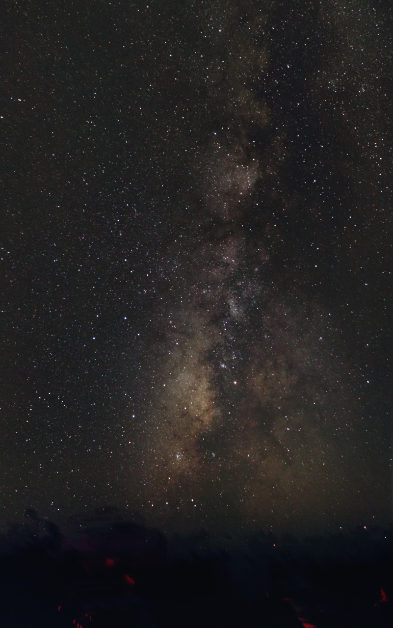 Milkyway from Eldorado Star Party