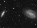 Bode's Nebulae