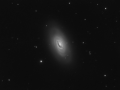 The Black Eye Galaxy (M64)