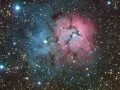 The Trifid Nebula (M20)
