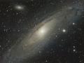 Island Universe (M31)