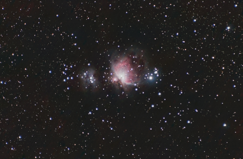 M42 PixInsight Tutorial